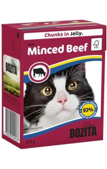 Bozita Chunks in Jelly with Minced Beef / BOZITA (Швеция)