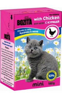 Bozita Feline Funktion Chicken / BOZITA (Швеция)