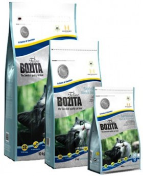 Bozita Feline Funktion Sensitive Diet & Stomach / BOZITA (Швеция)