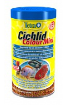 Tetra Cichlid Colour Mini корм для цихлид / Tetra (Германия)