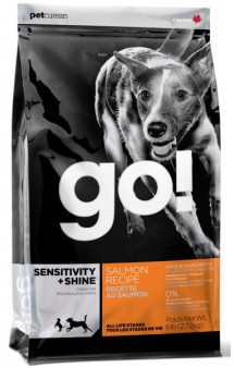 GO! SENSITIVITY + SHINE SALMON Recipe / Petcurean (Канада)