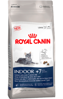 INDOOR 7+ / Royal Canin (Франция)