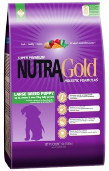 NUTRA GOLD Large Breed Puppy / Diamond Pet Foods,Inc. (США)