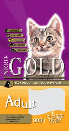 Cat Adult Chicken 32/18 / Nero Gold (Нидерланды)