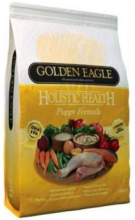 Golden Eagle Holistic PUPPY Formula 28/17,корм для щенков / Golden Eagle Petfoods Co.Ltd (Великобритания)