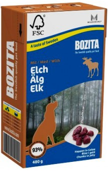 Chunks in jelly with Elk / BOZITA (Швеция)