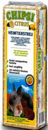 Chipsi Citrus, наполнитель, для грызунов / CHIPSI (Германия)
