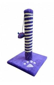 Когтеточка Эко-столбик, фиолетовая / Papillon (Нидерланды)
