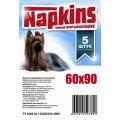 Napkins, впитывающие пеленки для собак, 60х90 / Napkins