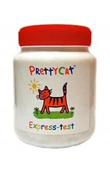 Express-test, экспресс-тест на мочекаменную болезнь у кошек / PrettyCat (Россия)