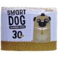Smart Dog, впитывающие пеленки для собак, 40 х 60 см / Smart Dog