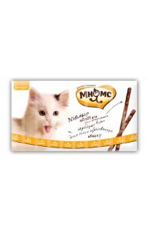 Лакомые палочки для кошек с Цыпленком и Печенью / Мнямс (Австрия)