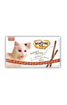 Лакомые палочки для кошек с Говядиной и Печенью / Мнямс (Австрия)