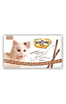 Лакомые палочки для кошек с Индейкой и Ягненком / Мнямс (Австрия)