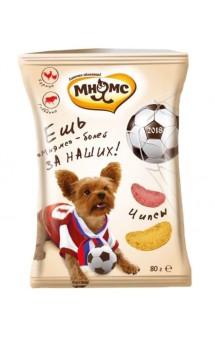 """Чипсы для собак, """"Болей за наших"""" / Мнямс (Австрия)"""