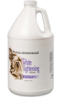 Pure White Lightening Shampoo,осветляющий шампунь / #1 ALL SYSTEMS (США)