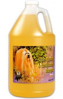 Super-Cleaning and Conditioning Shampoo, суперочищающий и кондиционирующий шампунь /  #1 ALL SYSTEMS (США)