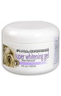 """Гель """"Super Whitening Gel"""",гель с отбеливающим эффектом / #1 ALL SYSTEMS (США)"""