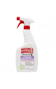 Litter Box Odor Destroyer, средство от запаха в кошачьем туалете / 8 in1 (США)
