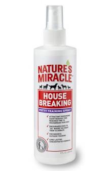House-Breaking Potty Training Spray, спрей для приучения к туалету / 8 in1 (США)