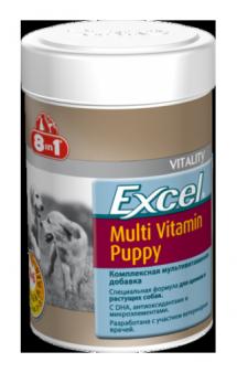 Мультивитамины для щенков / 8 in1 (США)
