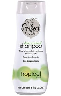 Shed Control Shampoo, шампунь против линьки, для собак / 8 in1 (США)