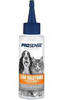 Pro·Sense Ear Solutions Cleanser, лосьон для ушей собак и кошек / 8 in1 (США)