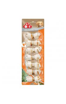 Жевательная косточка для мелких собак, 7,5 см / 8in1 (Германия)