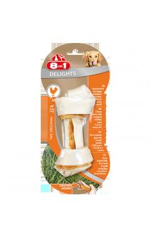 Жевательная косточка для средних собак, 14,5 см / 8in1 (Германия)