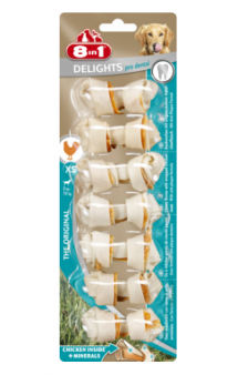 Косточка DENTAL DELIGHTS XS / 8 in 1 (Германия)