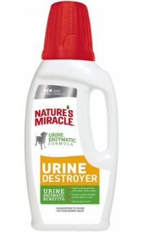 Urine Destroyer, уничтожитель запахов и осадка от мочи собак / 8 in1 (США)