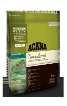ACANA Regionals GRASSLANDS, корм для кошек / Champion Petfoods (Канада)