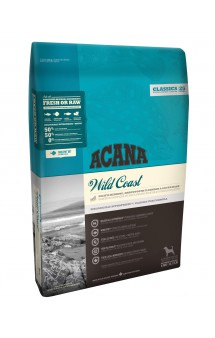ACANA Classics Wild Coast, корм для собак с Рыбой / Champion Petfoods (Канада)