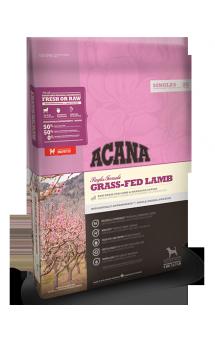 ACANA Singles Grass-Fed Lamb, корм для собак с Ягненком / Champion Petfoods (Канада)