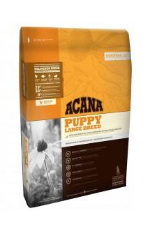 ACANA Heritage Puppy Large breed, корм для щенков крупных пород / Champion Petfoods (Канада)