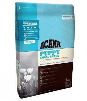 ACANA Heritage Puppy Small Breed, корм для щенков мелких пород / Champion Petfoods (Канада)