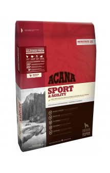ACANA Heritage Sport and Agility, корм для активных и спортивных собак / Champion Petfoods (Канада)