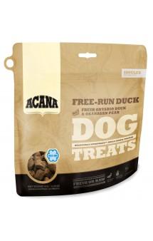 Free-Run Duck Dog treats, лакомство для собак Утка / Acana (Канада)