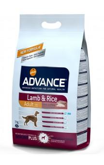 Lamb and Rice, корм для собак Ягненок и рис / Advance (Испания)