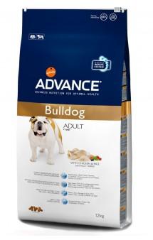Bulldog, корм для Английских бульдогов / Advance (Испания)