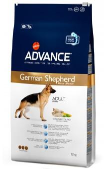 German Shepherd, корм для Немецких овчарок / Advance (Испания)