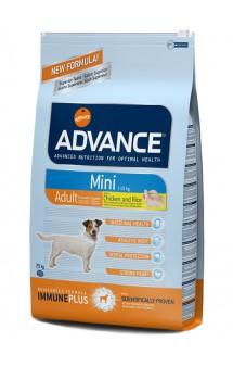 Mini Adult, корм для собак малых пород, с Курицей и Рисом / Advance (Испания)