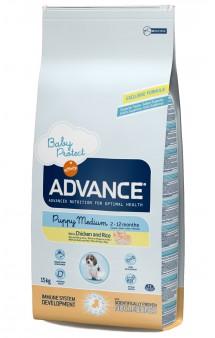 Puppy Medium, корм для щенков / Advance (Испания)