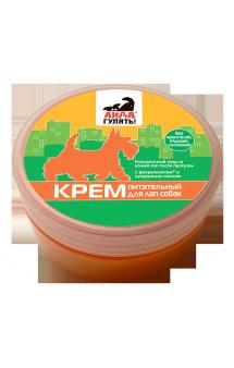 Крем питательный для лап собак / Айда Гулять! (Россия)