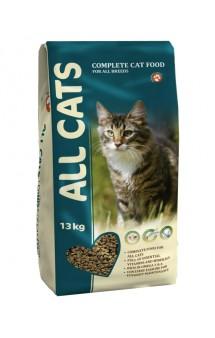 Полнорационный корм для взрослых кошек / All cats (Россия)