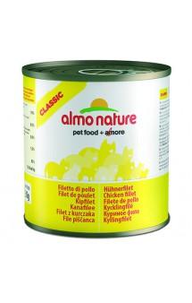 Classic Adult Cat Chicken Fillet, консервы для кошек с Куриным филе / Almo Nature (Италия)