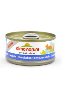 Legend Adult Cat Tuna and Clams, консервы для кошек, Тунец с моллюсками / Almo Nature (Италия)