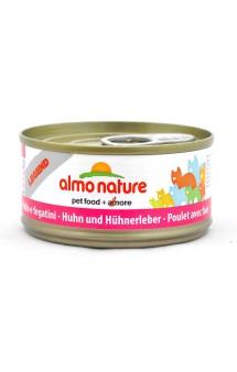 Legend Adult Cat Chicken and Liver, консервы Курица и печень / Almo Nature (Италия)