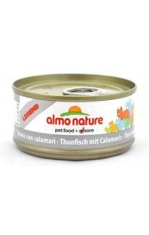 Legend Adult Cat Tuna and Squids, консервы для кошек Тунец и Кальмары / Almo Nature (Италия)