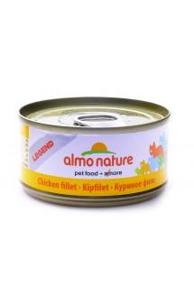 Legend Adult Cat Chicken Fillet, консервы Куриное филе / Almo Nature (Италия)